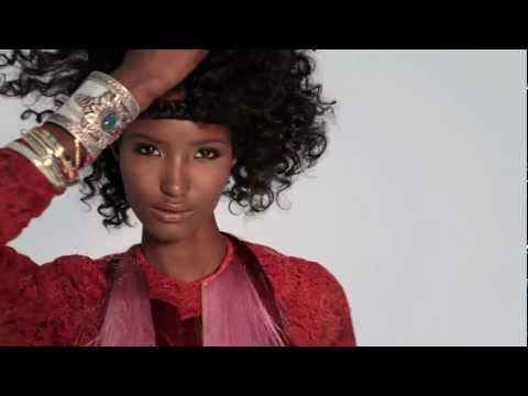 Fatima Siad for Essence Magazine: Fashion Video