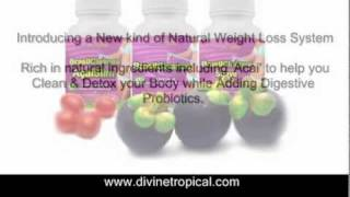 Brasil Body Cleanse - Acai Weight Loss and Detox System