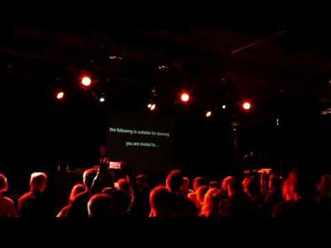 Wolfgang Flür - DJ Set Live 26/8 - 2016 Electronic Summer