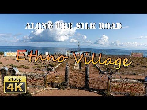 Ethno Village and Manaschi - Kyrgyzstan 4K Travel Channel