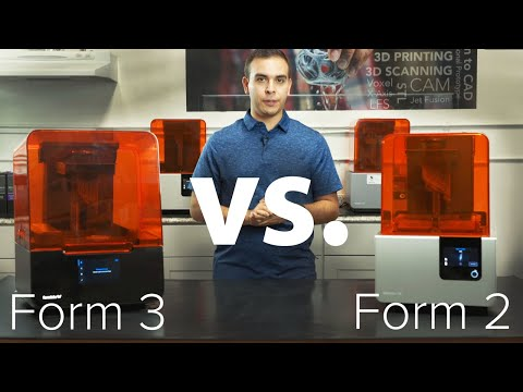 Formlabs Form 3 vs. Form 2 | See What's New