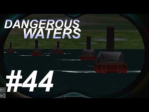 Dangerous Waters: Red Storm Rising (44) Faslane Departure