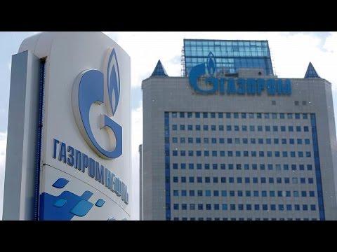 EU regulators back Gazprom