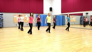 Tara's Dance - Line Dance (Dance & Teach in English & 中文)