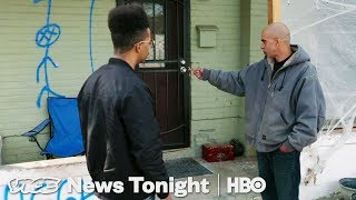 Why A Black Family Kept Racist Graffiti On Their House (HBO)