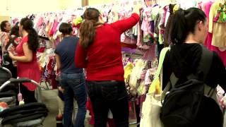 Hugs and Kisses Kids Consignment Sale Tour