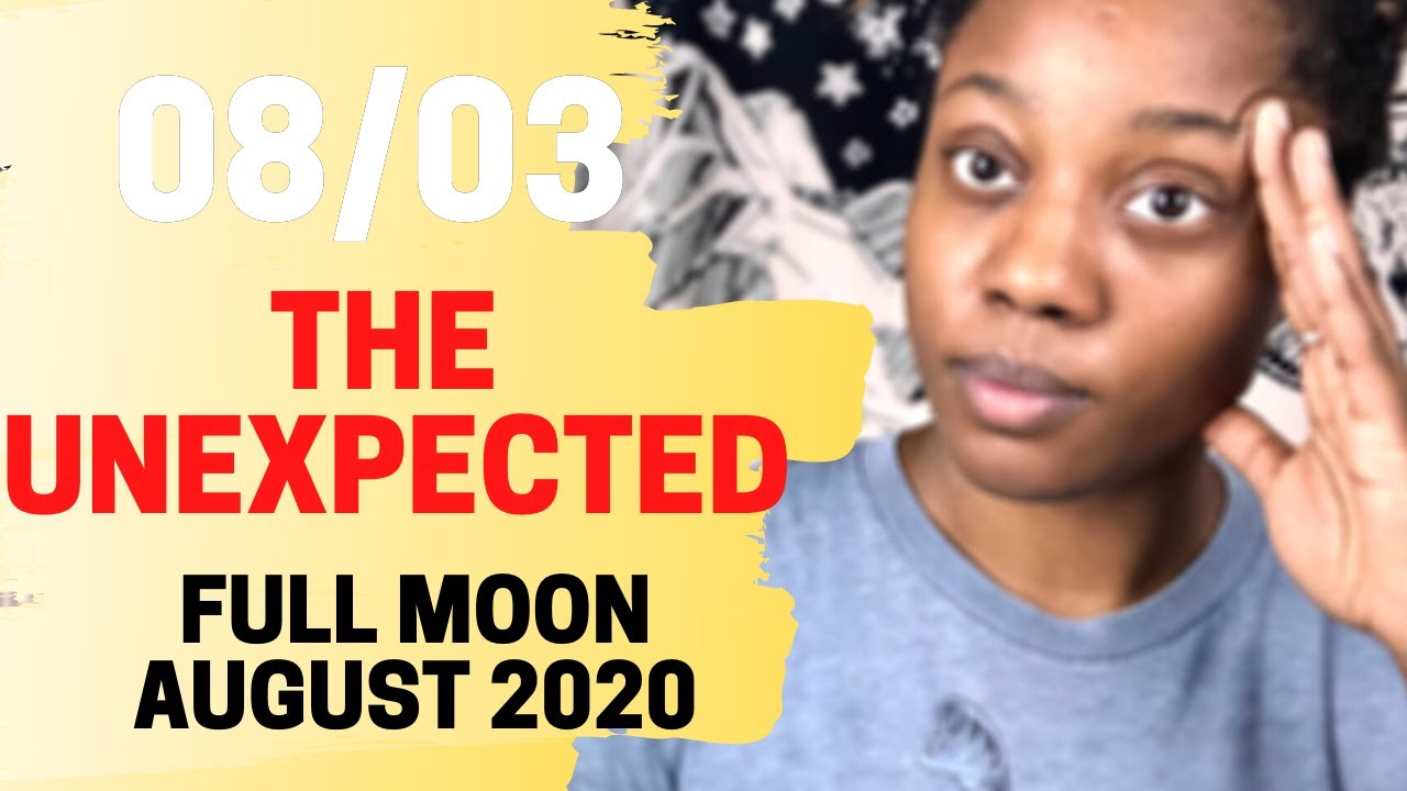 3 Things To Do During August's Full Moon  And 3 Things To Avoid