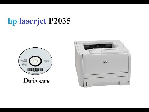 HP P2035  | Driver