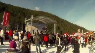 Bansko 2012 Season opening (Hidden treasure)