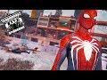 Spiderman PS4 Mod! Stops BAD Guys (GTA 5 Spiderman Mod)