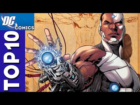 Top 10 Cyborg Moments From Justice League