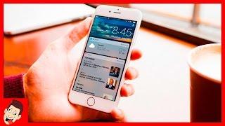iOS 10: как отключить виджеты на экране блокировки?(Чехол для iPhone – http://ali.pub/s0jl4 Как убрать виджеты с экрана блокировки iOS 10 и можно ли вернуть slide to unlock iOS 10? Очень..., 2016-10-03T15:57:41.000Z)