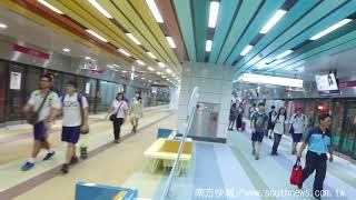 southnews_高雄車站的捷運新站_2018.09.05