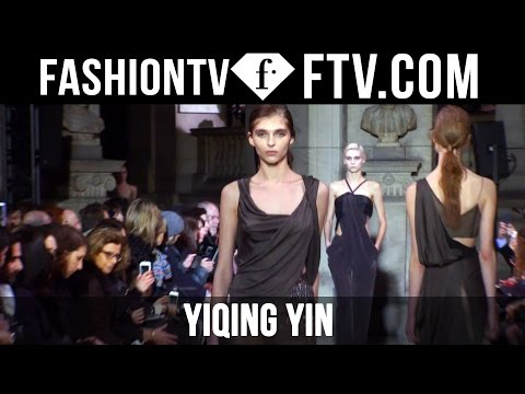 First Look Yiqing Yin S/S 16 Paris Couture | FashionTV