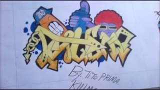 Graffiti tyto