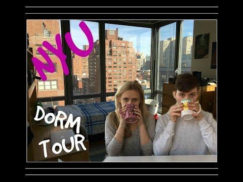 NYU DORM TOUR | Gramercy