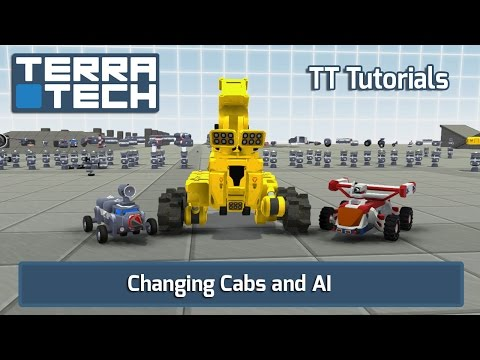 How to Switch Cabs and Use AI in TerraTech   TT Tutorials