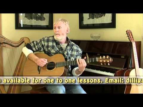 Guitar Tutorial  Irish Pub Song  Irish Folk Songs