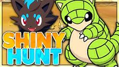 Shiny Sandan | Shiny Hunt #03 - Pokémon Omega Rubin & Alpha Saphir!
