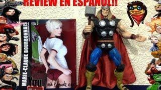 Thor Serie Legends Icons De Hasbro Review
