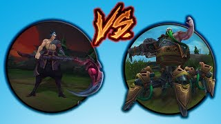 Are Reworks Better Than New Champions?