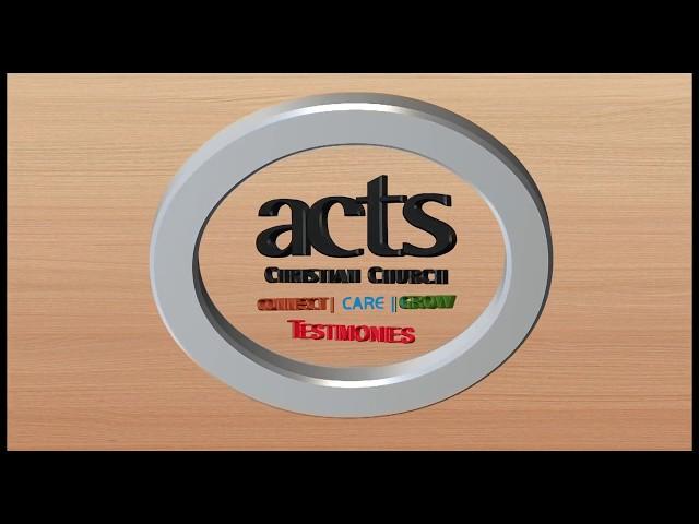 Acts Church - Miranda Testimony