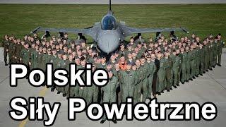 Polskie Siły Powietrzne (Komentarz) #gdziewojsko