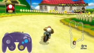 Video [MKWii] Input Viewer Test - Ninrankings Ghostviewer download MP3, 3GP, MP4, WEBM, AVI, FLV April 2018