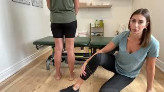 Anterior Tibial Stress Syndrome Exercises (Shin Splints)