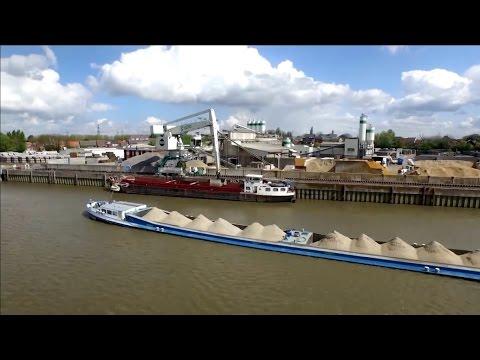 TRANSPORT.TV 33: Pukkelpop en Lubrizol kiezen voor de binnenvaart
