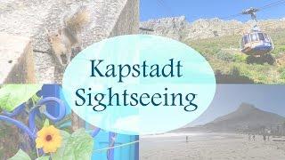 Sightseeing in Kapstadt - Berge und Meer