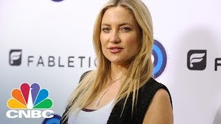 Kate Hudson Discusses Building Her Retail Brand Fabletics And Using Data To Drive Business | CNBC