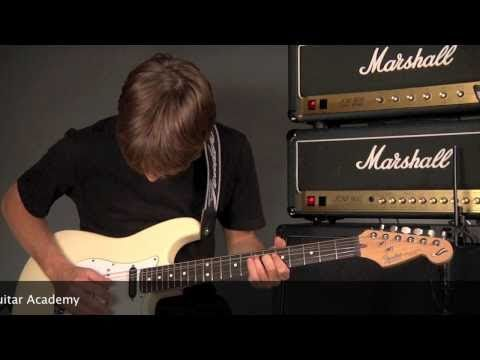 "Simone Bortolami (MCR®) plays ""Cause We've Ended As Lovers"" (Jeff Beck)"