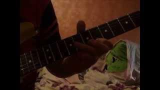 как играть Karmen - habanera на гитаре