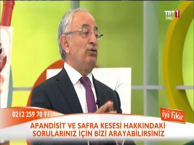 Prof. Dr. Hasan Taşçı - TRT 1 - İyi Fikir