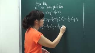Video Toán lớp 8 - Nhân đơn thức với đa thức , nhân đa thức với đa thức - Cô Bùi Thanh Bình [HOCMAI] download MP3, 3GP, MP4, WEBM, AVI, FLV Juli 2018