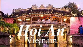 We went to a Magical Town, HOI AN, VIETNAM (2019)│ My Travel Journal