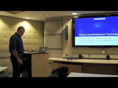 Research Talk: Ethics and Brainwave Technology (Clip)