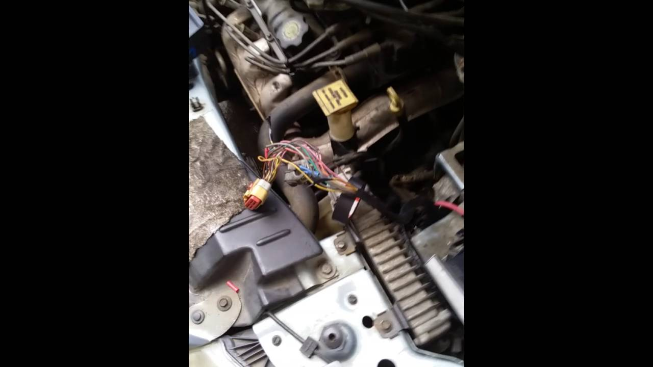 How To Fix Electrical Issues With Dodge Caravan No Radio Wipers Ac Etc