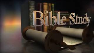 Bible Study - Isaiah 29  - Part 1