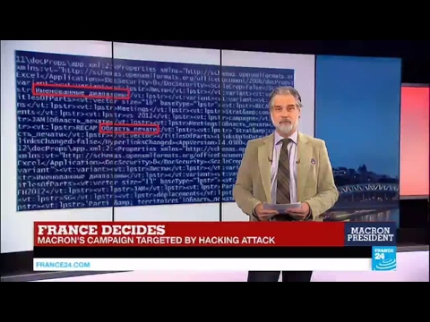 France Presidential Election: What are the #MacronLeaks?
