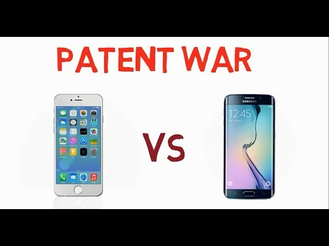 The Patent War | Apple Vs Samsung Case Study | Hindi