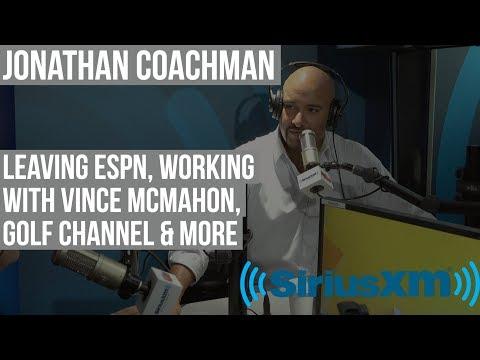 Jonathan Coachman Explains Frustrations That Made Him Leave ESPN