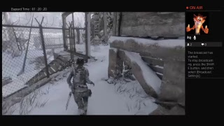 KJAYTHERASTA's Live Rise of The Tomb Raider
