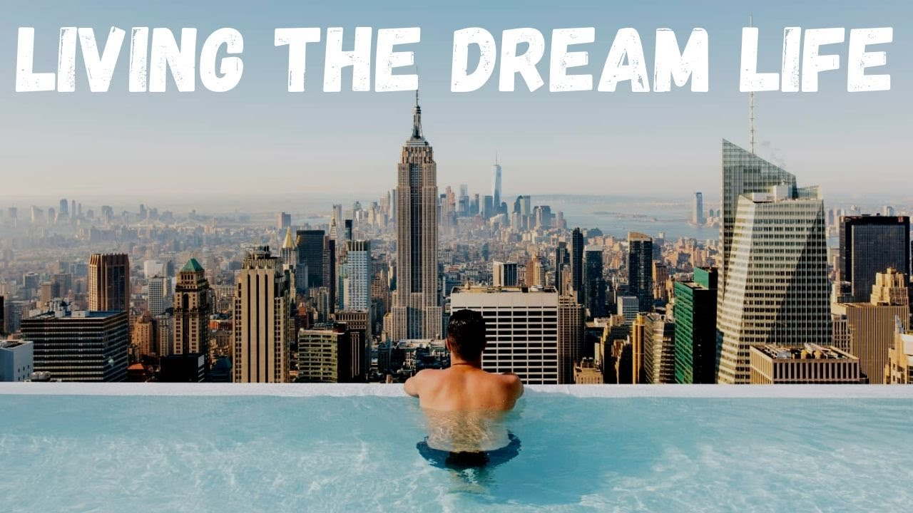 Living The Dream Life - The New Young Millionaires