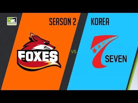 Foxes vs Seven  vod