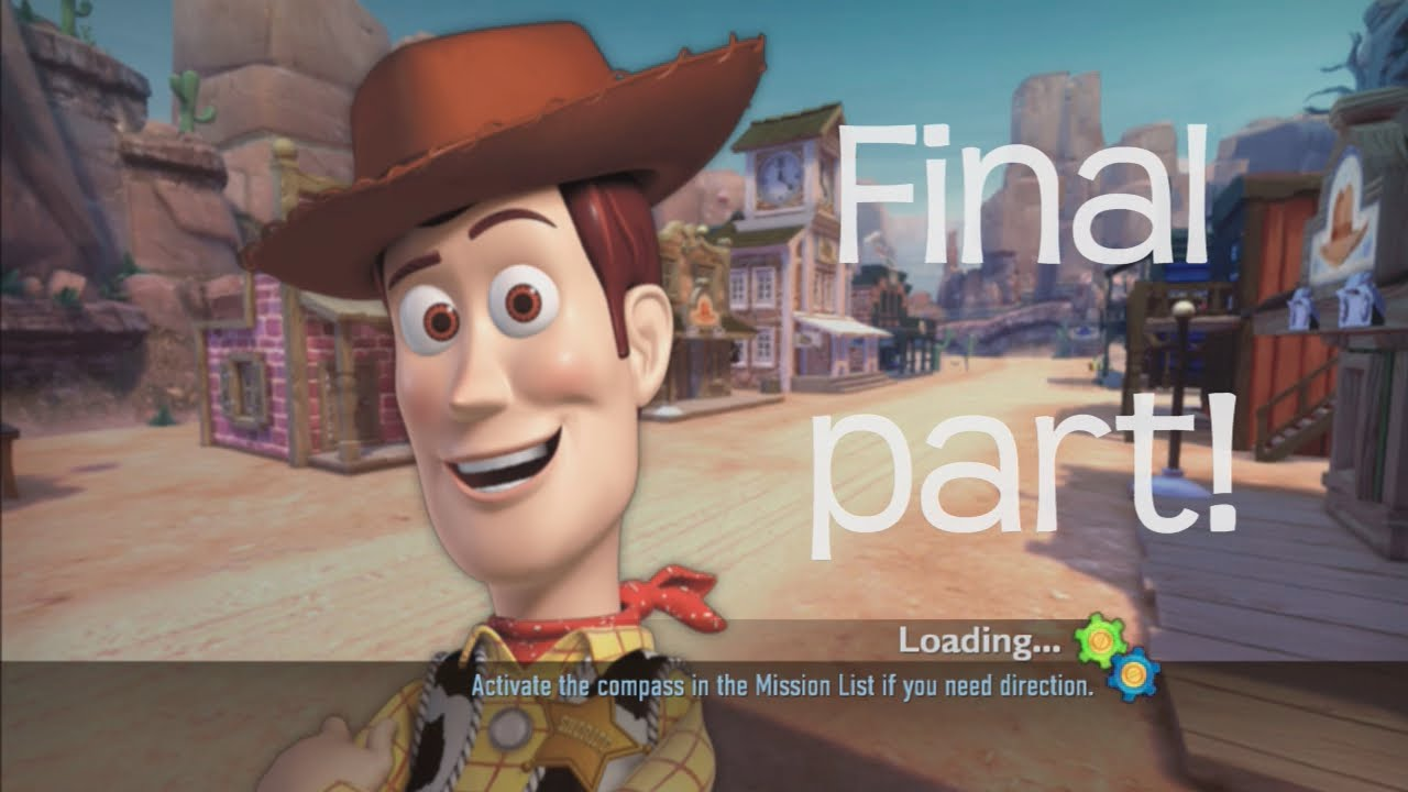 Woody Toy Story 3 Games : Toy story the video game final part woody s
