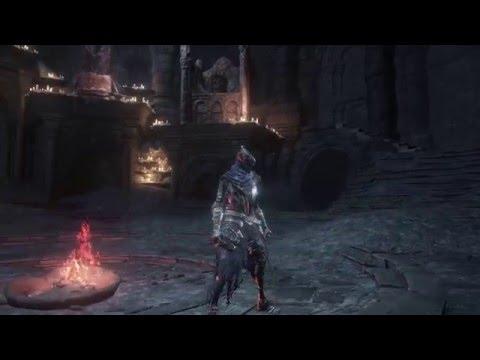 Dark Souls 3 - Armor Showcase