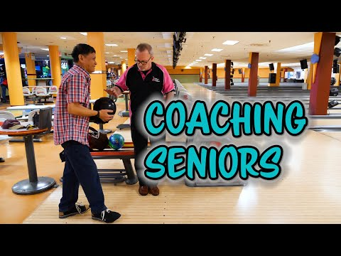 Bowling Training For Senior Bowlers   Improve Your Bowling Tips and Tricks