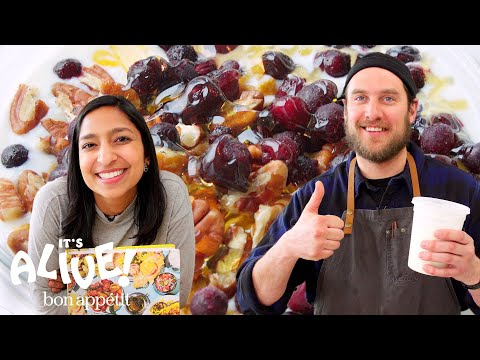Brad and Priya Make Yogurt | It's Alive | Bon Apptit